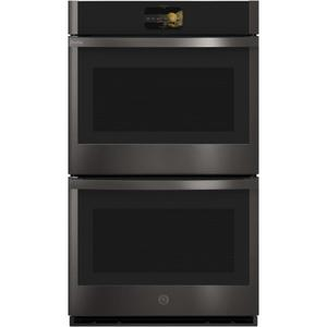 """GEGE Profile™ 30"""" Smart Built-In Convection Double Wall Oven with In-Oven Camera and No Preheat Air Fry"""