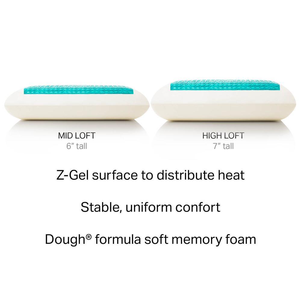 Dough® + Z™ Gel Queen High Loft Plush - Queenhigh Loft Plush