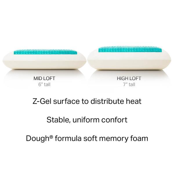 See Details - Dough® + Z™ Gel Queen High Loft Plush - Queenhigh Loft Plush