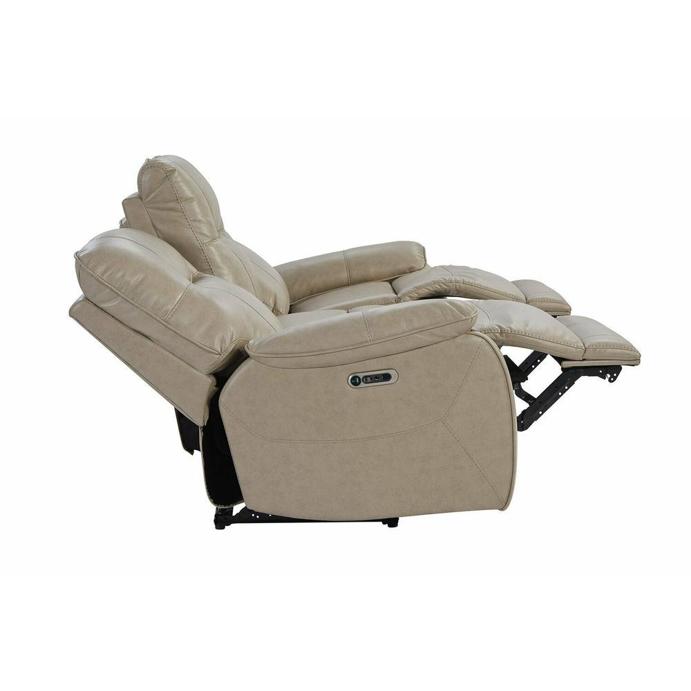 AXEL - PARCHMENT Power Sofa