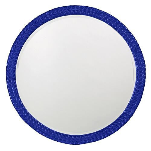 Howard Elliott - Amelia Mirror - Glossy Royal Blue