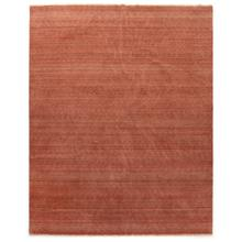 9'x12' Size Rust Finish Alessia Rug