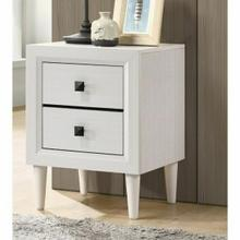 ACME Oaklee Night Table - 97292 - White