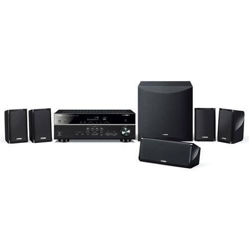 YHT-5950U BLACK 5.1-Channel Home Theater System with MusicCast