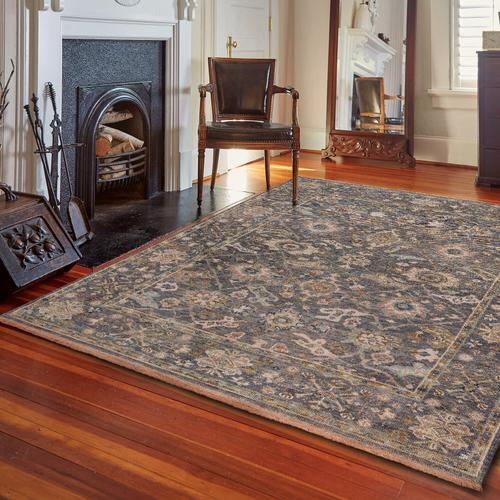 Capel Rugs - Braymore-Edison Pewter - Rectangle - 10' x 14'