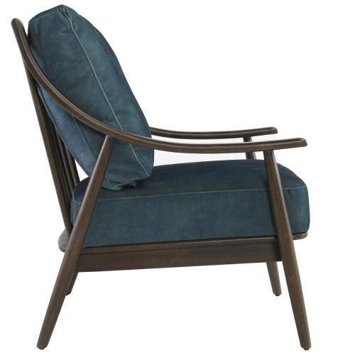Amet Club Chair Blue