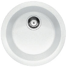 Rondo Bar Sink - White
