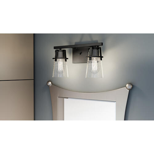 Quoizel - Knox Bath Light in Matte Black
