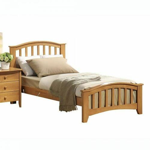 ACME San Marino Full Bed - 08967F - Maple
