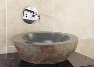 Natural Vessel Gray Granite Product Image