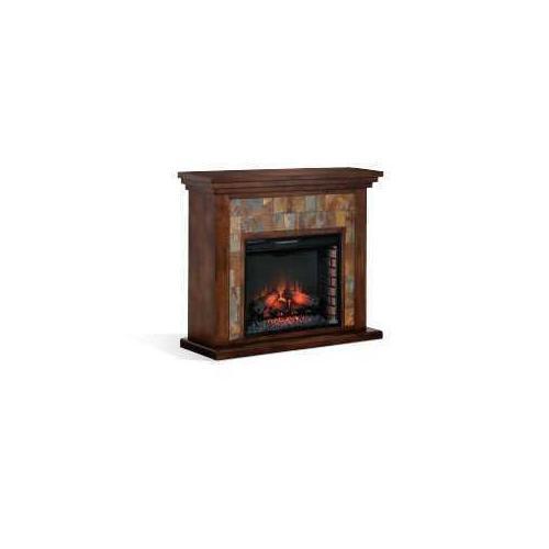 Sunny Designs - Santa Fe Fireplace Media Console