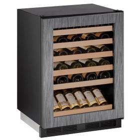 "24"" Wine Refrigerator With Integrated Frame Finish (115 V/60 Hz Volts /60 Hz Hz)"