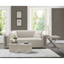 View Product - Ashbury Square Accent Ottoman Powder
