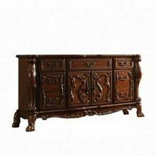 ACME Dresden Dresser/Server - 12145 - Cherry Oak