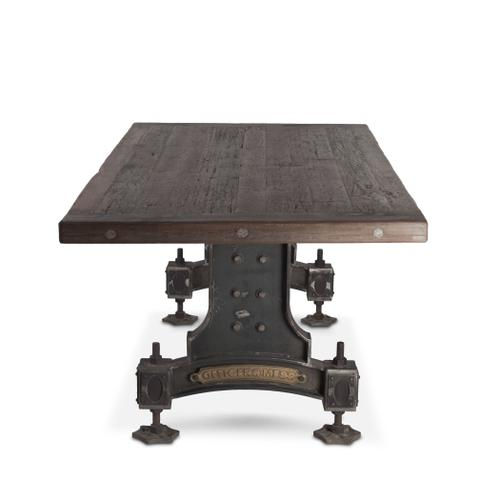 """Old Mill 86"""" Reclaimed Wood Dining Table"""