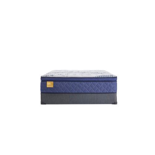Golden Elegance - Beverlywood - Plush - Pillow Top - King