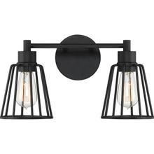 Atticus Bath Light in Earth Black