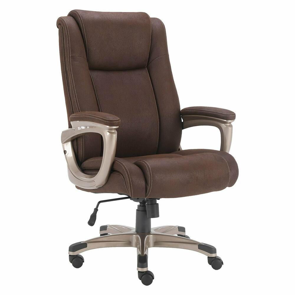 See Details - DC#314HD-DK - DESK CHAIR Fabric Heavy Duty Desk Chair - 400 lb.
