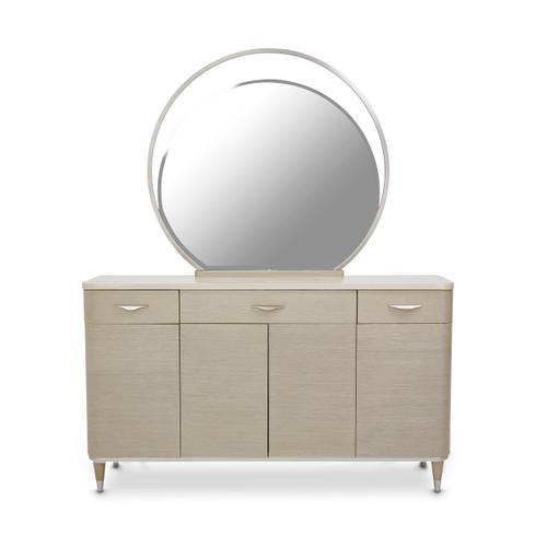 Amini - Sideboard & Mirror