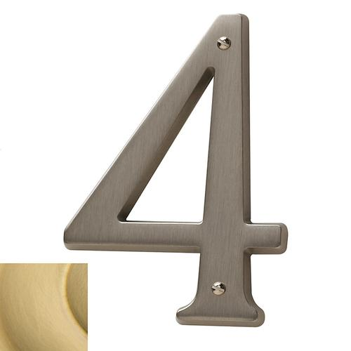 House Number - 4