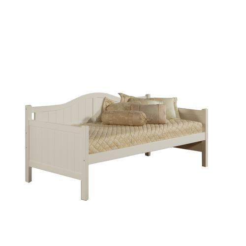 Staci Complete Twin-size Daybed, White