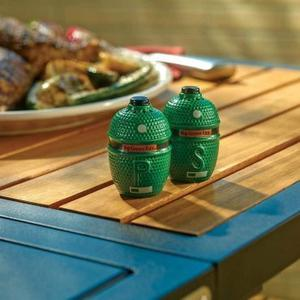 Big Green Egg - Salt and Pepper Shakers (Out of Stock)