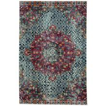 Banaz-Ezine Gypsy Red Machine Woven Rugs