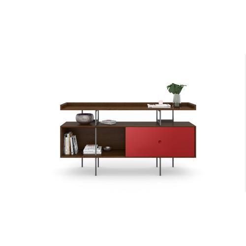 BDI Furniture - Margo 5211 Console in Toasted Walnut Cayenne