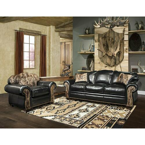 McKinley (Leather) Sofa