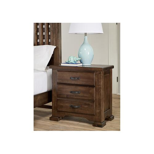 Nightstand - 2 Drawers
