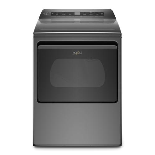 Whirlpool Canada - 7.4 cu. ft. Smart Top Load Electric Dryer