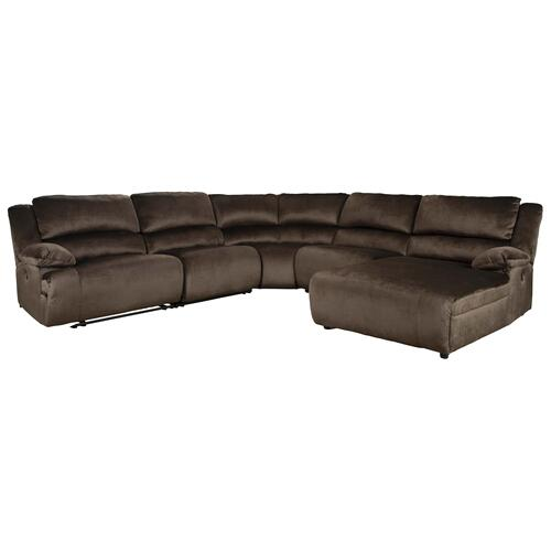 Clonmel 3-piece Power Reclining Sectional