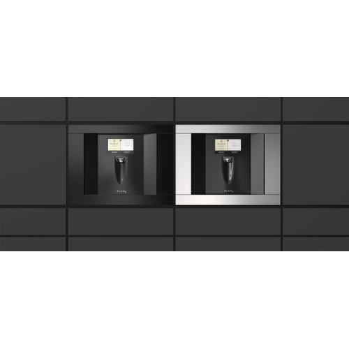 Plum 17 Inch Wide 2 Bottle Capacity Countertop or Built-In Wine Dispenser and Preservation System with Virtual Sommelier & Wine Recognition