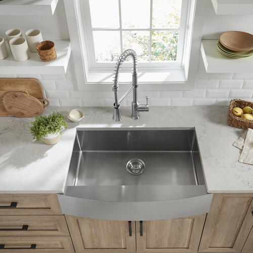 Pekoe 1-Handle Semi-Professional Kitchen Faucet  American Standard - Stainless Steel