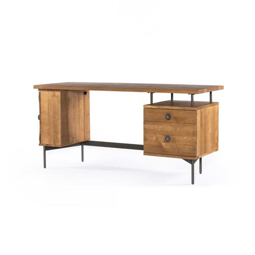 Cher Desk-dove Oak
