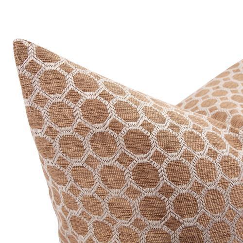 Howard Elliott - Kidney Pillow Pyth Gold - Poly Insert