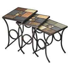 CLEARANCE Pompei Nesting Tables