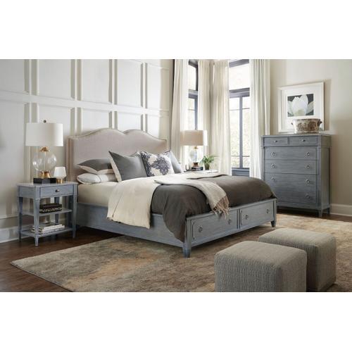 Bedroom Hamilton 5/0 Storage Footboard