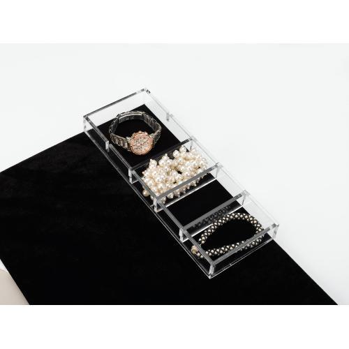 Rev-A-Shelf - CA-SMORG-1 - Acrylic Jewelry/Watch Organizer