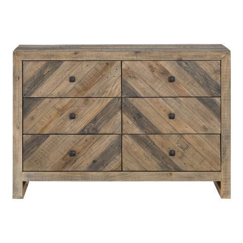 Moe's Home Collection - Teigen 6 Drawer Dresser