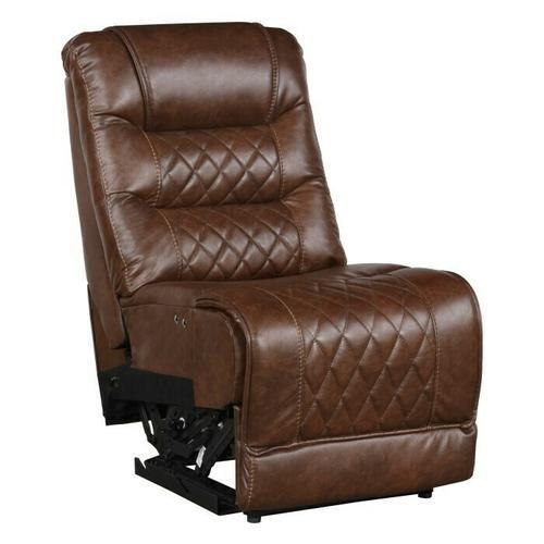 Gallery - Power Armless Reclining Chair