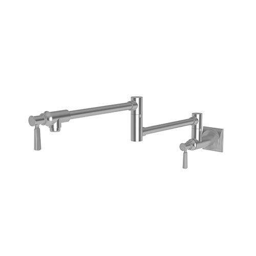 Newport Brass - Stainless Steel - PVD Pot Filler - Wall Mount