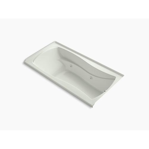 "Dune 72"" X 36"" Alcove Whirlpool With Integral Flange and Right-hand Drain"