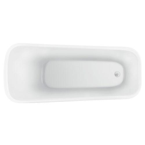 "Marakesh 68"" Acrylic Slipper Tub"