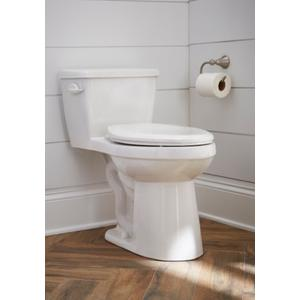 """Gerber - White Avalanche® 1.28 Gpf 12"""" Rough-in One-piece Compact Elongated Ergoheight(tm) Toilet"""