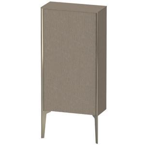Semi-tall Cabinet Floorstanding, Cashmere Oak