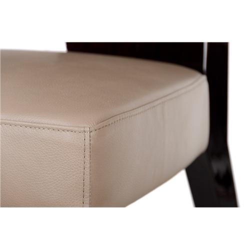 VIG Furniture - Modrest Noble - Modern Dark Brown Veneer Chair