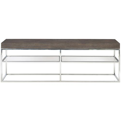 Riverside Console Table in Weathered Charcoal