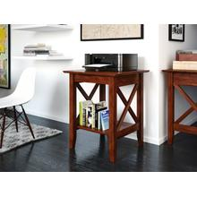 See Details - Lexi Printer Stand in Walnut