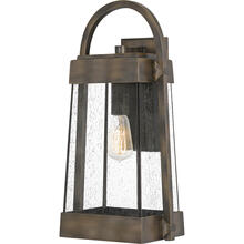 View Product - Ellington Outdoor Lantern in Statuary Bronze